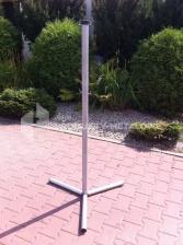 Słupek do drutu ostrzowego Concertina H=1500 mm