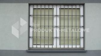 Krata więzienna okienna