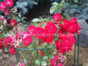 Podpora do kwiatów Typ L H=100 cm komplet 2 sztuki