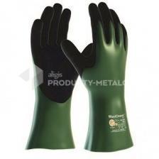 Rękawice ochronne - substancje oleiste i chemiczne