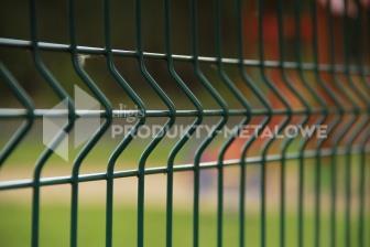 Panel ogrodzeniowy ocynkowany i lakierowany proszkowo H= 1730 mm