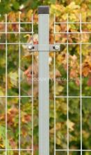 Panel ogrodzeniowy ocynkowany H= 2030 mm