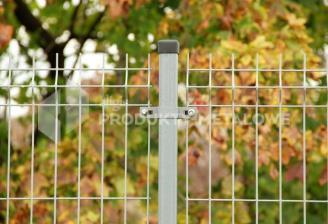 Panel ogrodzeniowy ocynkowany 3D H= 1230 mm