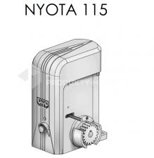 Napęd NYOTA 115  do intensywnej ekspolatacji