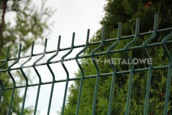 Panel ogrodzeniowy ocynkowany i lakierowany proszkowo H= 1230 mm