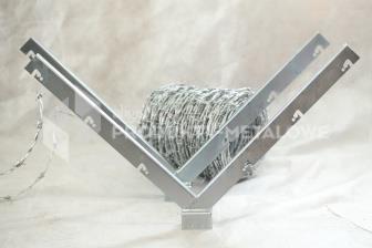 Wysięgnik Typu V fi 48 mm ocynkowany