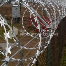 Concertina razor wire Ø 400 mm Ultra Short