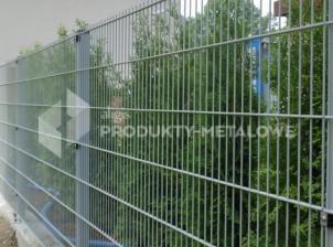 Panel ogrodzeniowy 2 D ocynkowany i lakierowany proszkowo H= 2030 mm