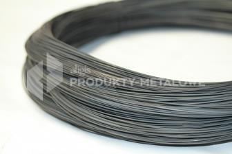 Drut wiązałkowy żarzony fi 0,80  mm