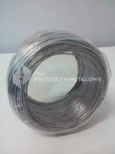 Drut ocynkowany fi 1,0 mm - 50 mb